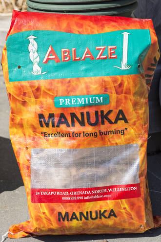 Manuka / Kanuka (Bag) Picked up