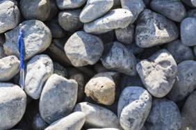 Gabion Rocks - Delivered