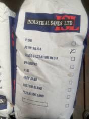 Silica Sand (tennis court sand) bags