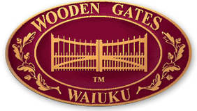 Waiuku Wooden Gates